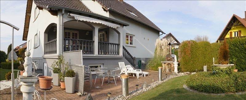 Sale house / villa Lauterbourg 389 000€ - Picture 2