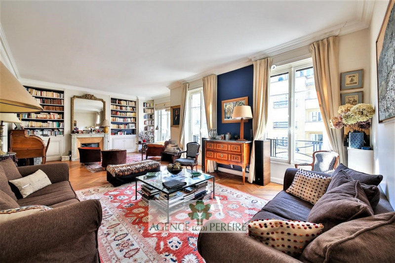 Vente de prestige appartement Paris 17ème 1 595 000€ - Photo 1