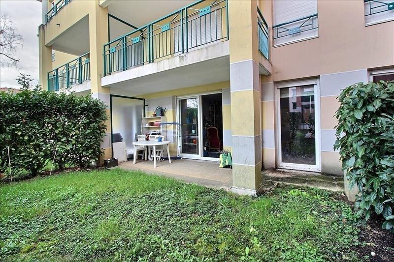 Sale apartment Villefranche sur saone 130000€ - Picture 1