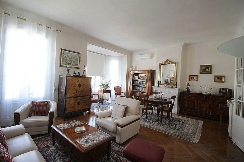 Deluxe sale apartment Nice 765 000€ - Picture 1