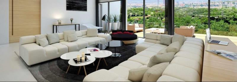 Deluxe sale apartment Marseille 8ème 839000€ - Picture 2
