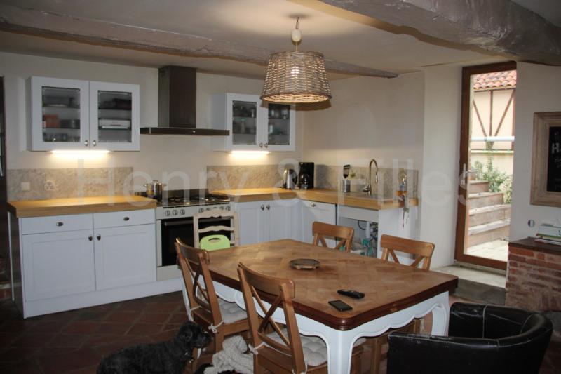 Sale house / villa Samatan 6 min 370000€ - Picture 6