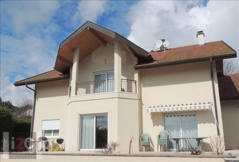 Venta  casa Divonne les bains 1600000€ - Fotografía 1