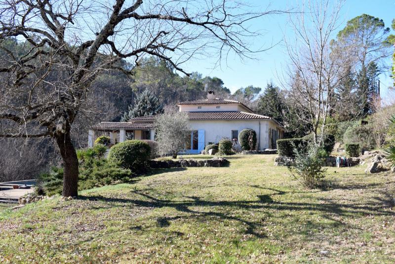 Vente maison / villa Fayence 598000€ - Photo 7