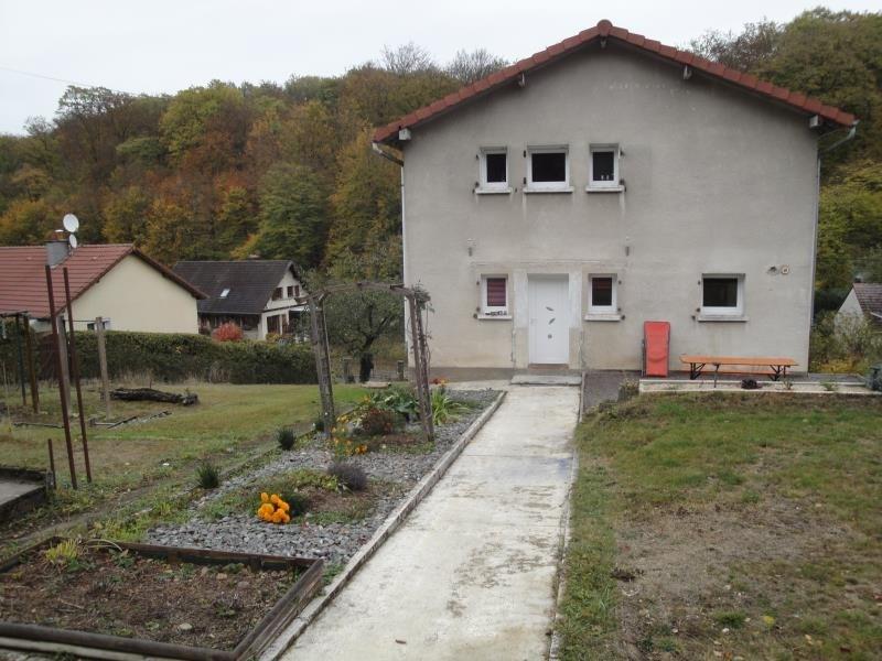 Verkoop  huis Dampierre les bois 179000€ - Foto 10