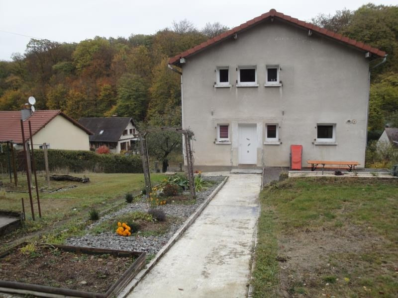 Revenda casa Dampierre les bois 179000€ - Fotografia 10