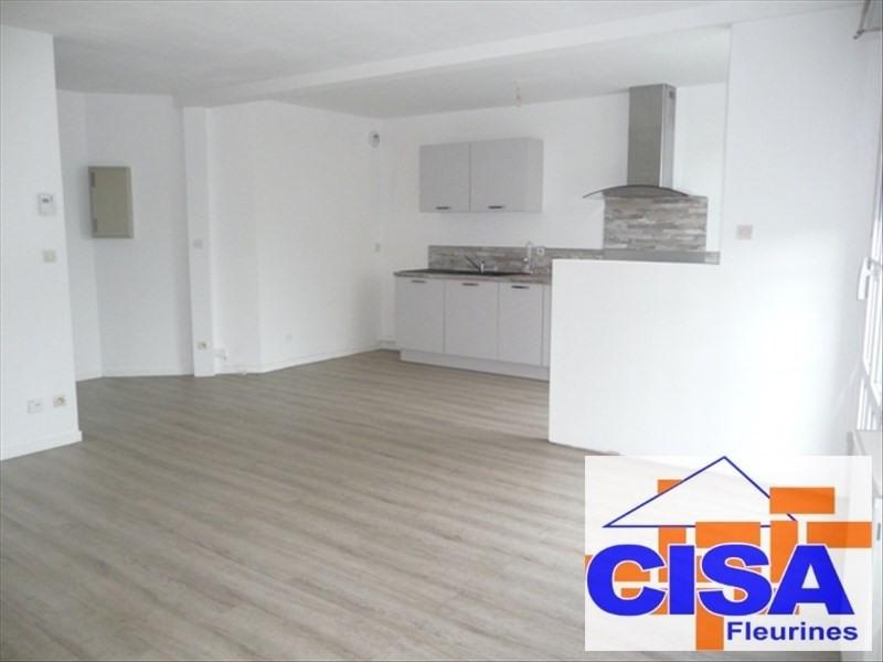 Rental apartment Fleurines 650€ CC - Picture 2