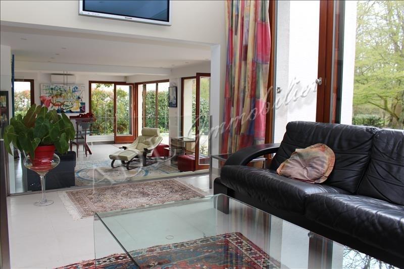 Vente de prestige maison / villa Lamorlaye 699000€ - Photo 2