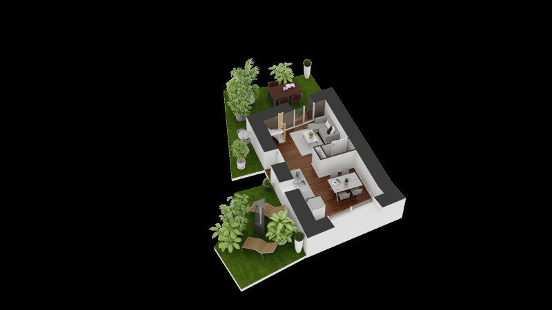 Vente maison / villa Villiers sur orge 129000€ - Photo 5