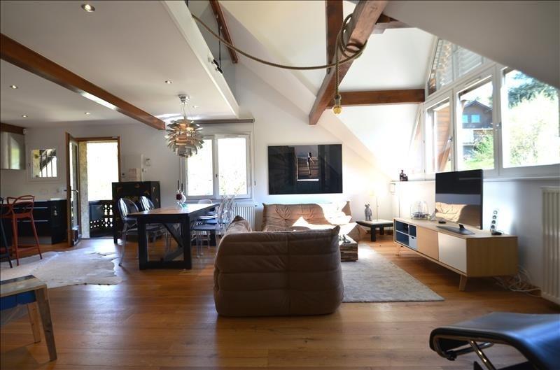 Vente de prestige appartement Menthon st bernard 789000€ - Photo 3