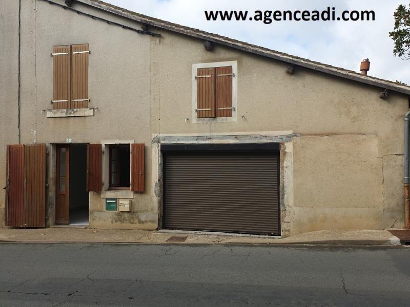 Vente appartement Menigoute 74520€ - Photo 1