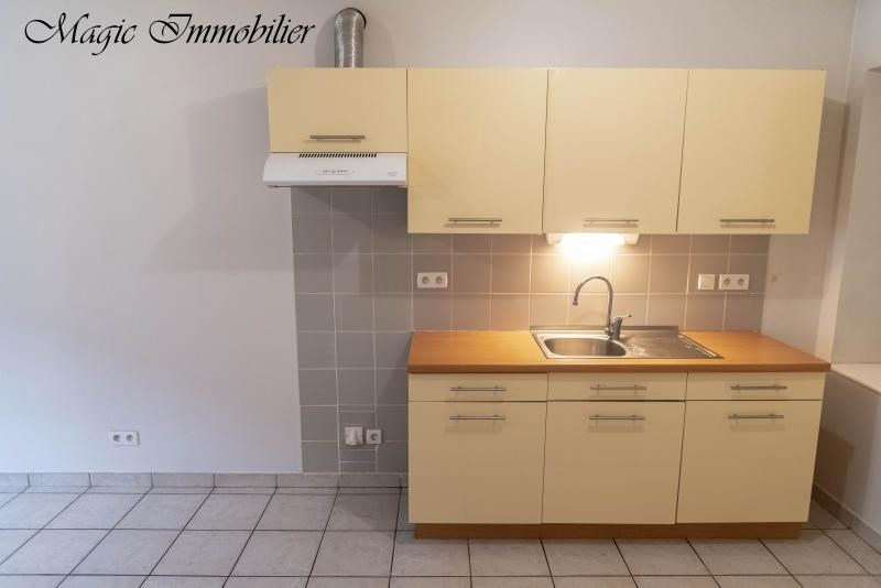 Rental apartment Nantua 491€ CC - Picture 3