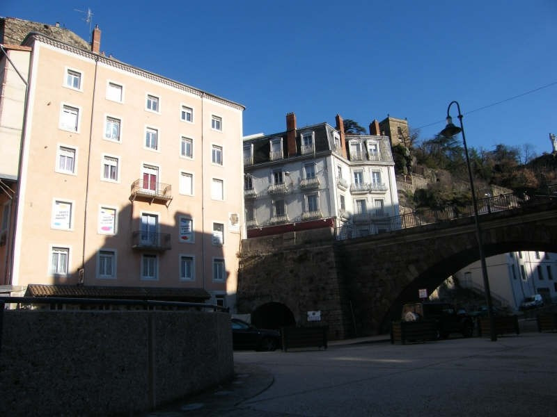 Vente appartement Annonay 60 000€ - Photo 1