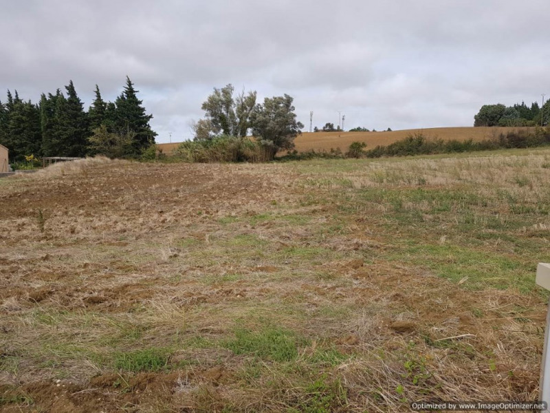 Vente terrain Saint papoul 86 000€ - Photo 2