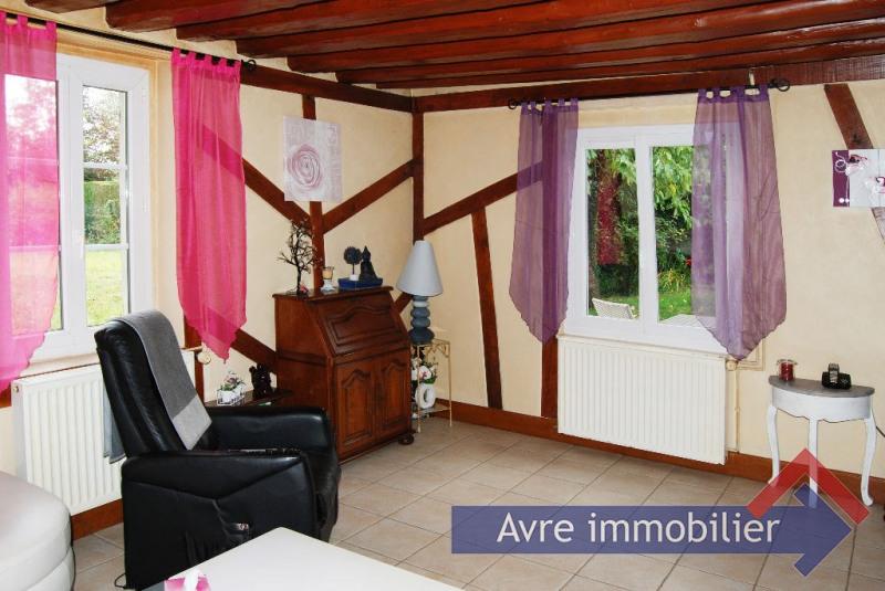 Sale house / villa Verneuil d avre et d iton 124000€ - Picture 4