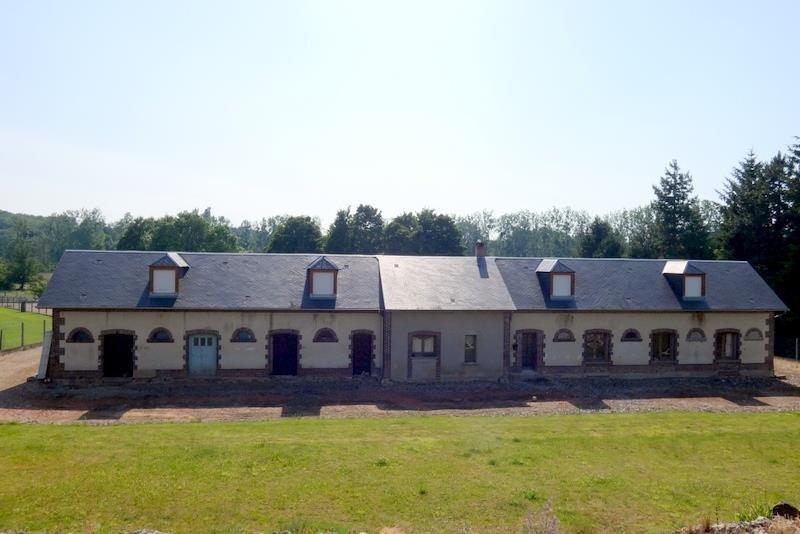 Vente maison / villa Conches en ouche 127000€ - Photo 1