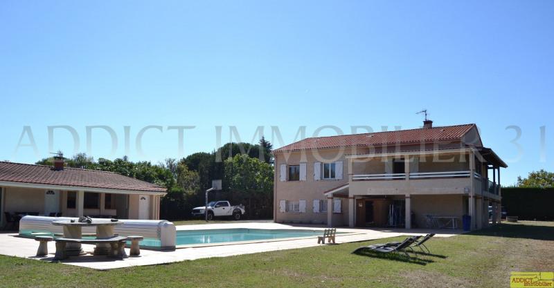 Vente maison / villa Pechbonnieu 514500€ - Photo 1