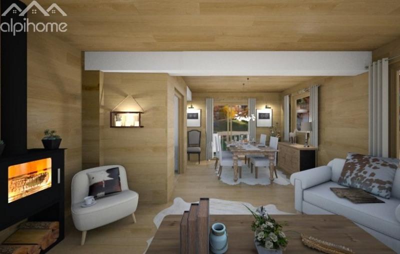 Deluxe sale house / villa Saint gervais les bains 590000€ - Picture 4