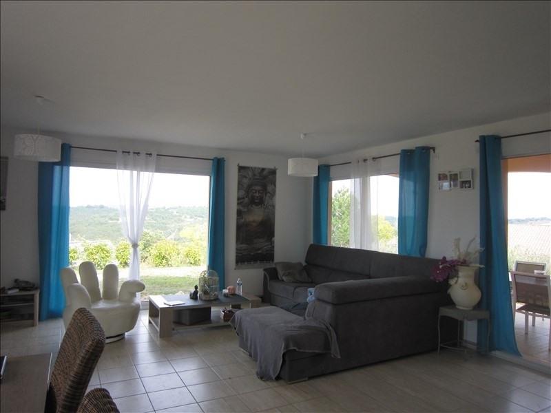 Sale house / villa St cybranet 339000€ - Picture 2