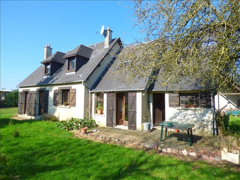 Vendita casa Gonneville-sur-mer 235000€ - Fotografia 1