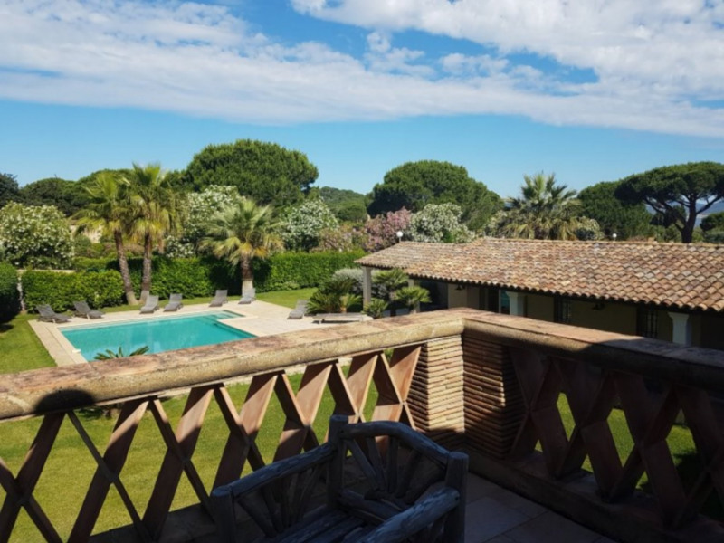 Vacation rental house / villa St tropez 40 000€ - Picture 1