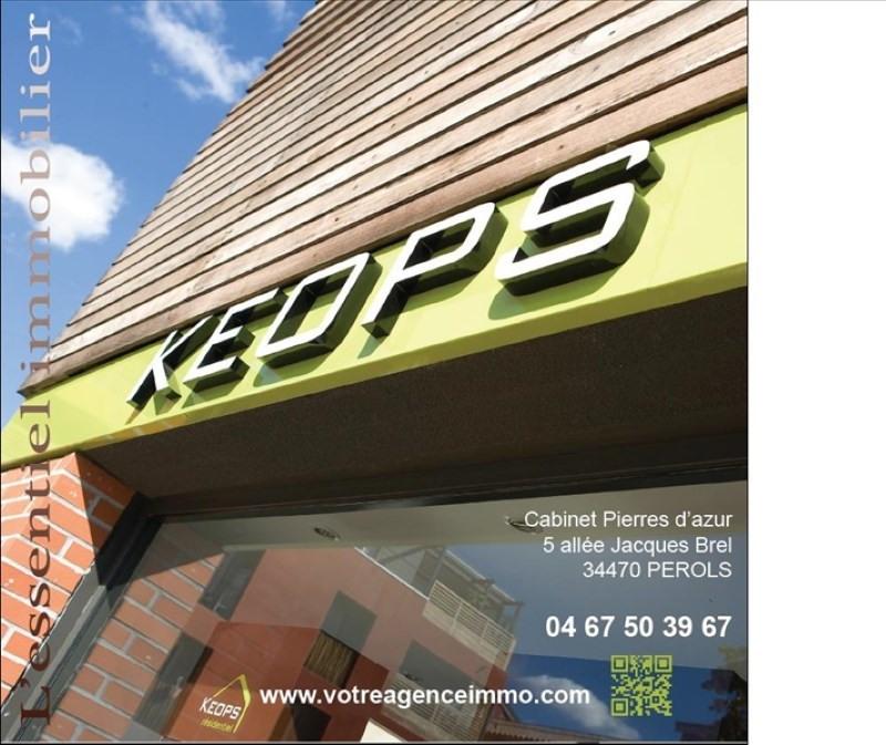 Sale site Perols 839000€ - Picture 1