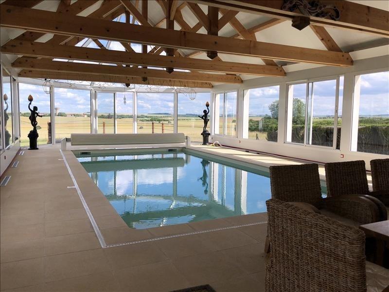Vente maison / villa Aillant sur tholon 357000€ - Photo 2