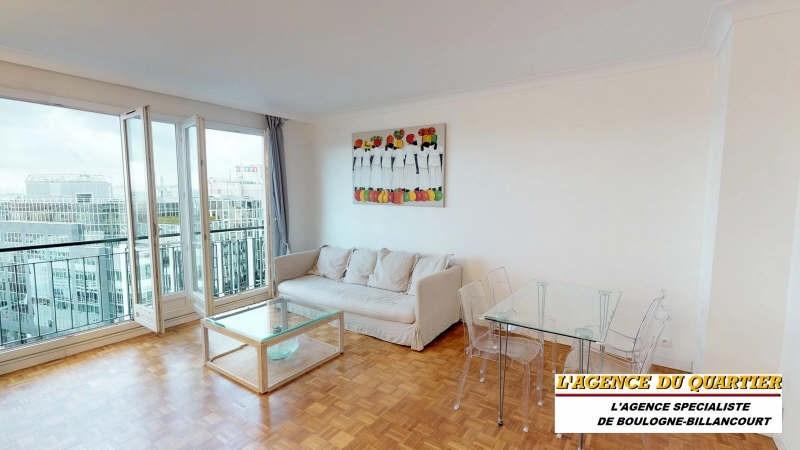Vente appartement Boulogne billancourt 639000€ - Photo 3