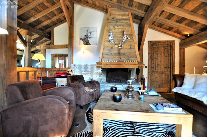 Deluxe sale house / villa Megeve 1 390 000€ - Picture 2