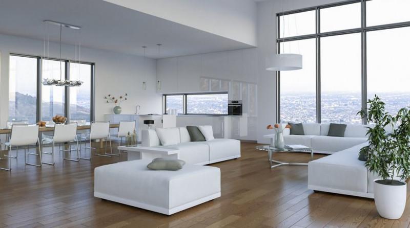 Deluxe sale apartment Paris 18ème 2200000€ - Picture 3