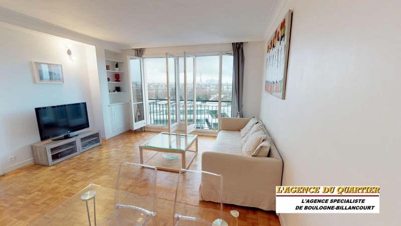 Vente appartement Boulogne billancourt 639000€ - Photo 8