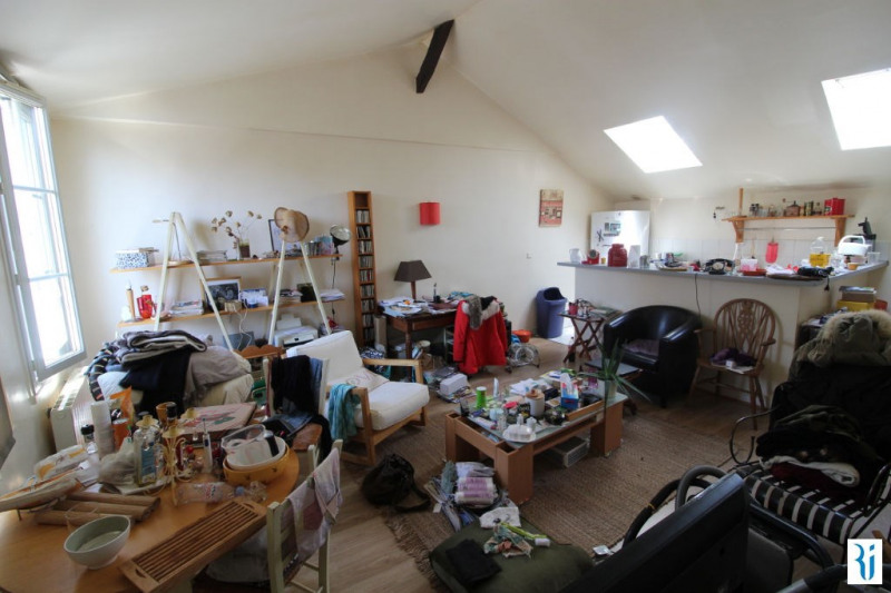 Sale apartment Rouen 131500€ - Picture 2