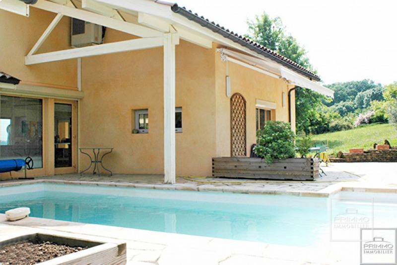 Vente de prestige maison / villa Collonges au mont d or 1050000€ - Photo 5