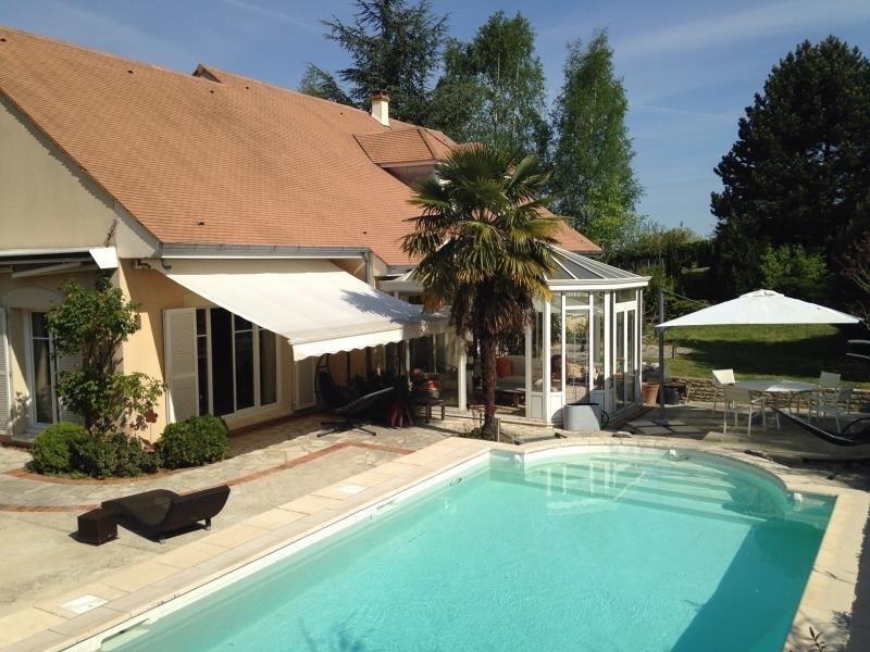 Immobile residenziali di prestigio casa Chambourcy 1339000€ - Fotografia 1