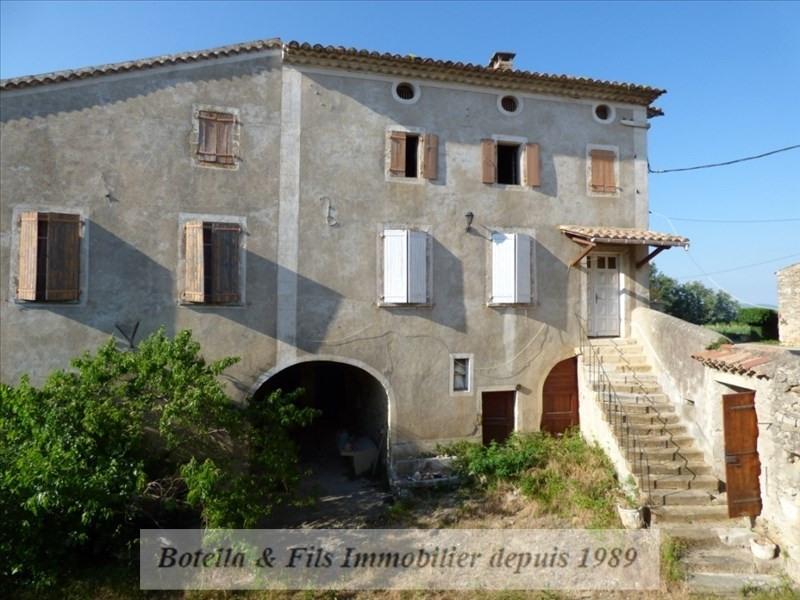 Sale house / villa Barjac 335000€ - Picture 9