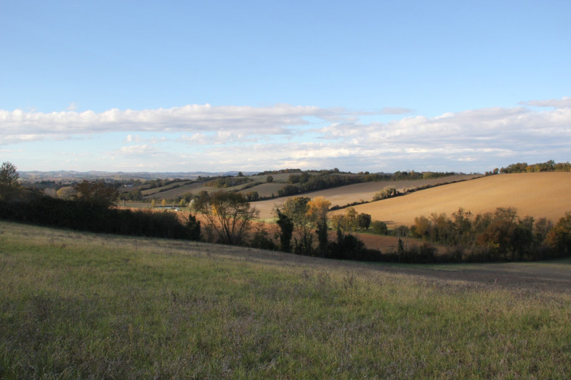 Vente terrain Monblanc 60 000€ - Photo 1