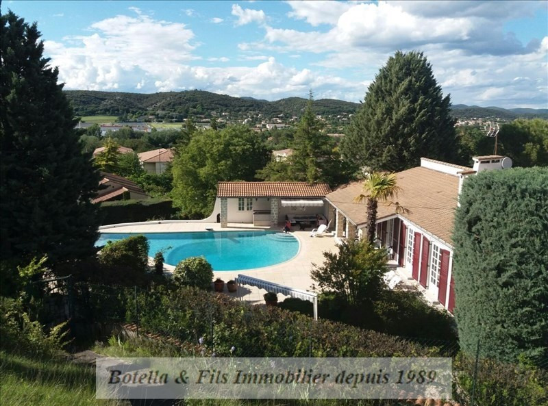 Verkoop van prestige  huis Ales 650000€ - Foto 1