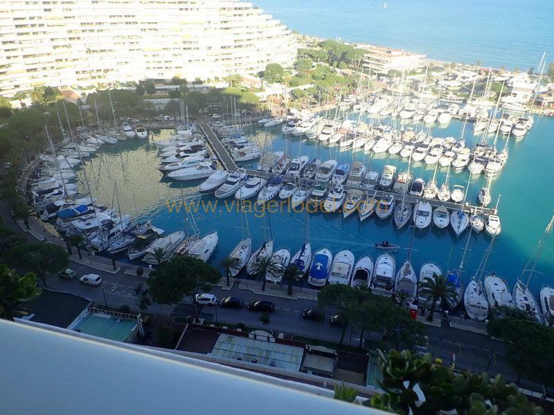 Vitalicio  apartamento Villeneuve-loubet 560000€ - Fotografía 8