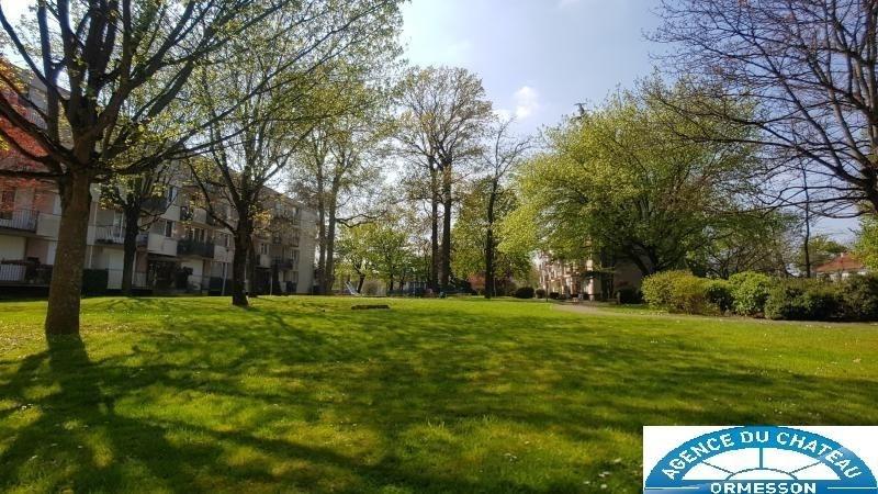Vente appartement Le plessis trevise 215000€ - Photo 1