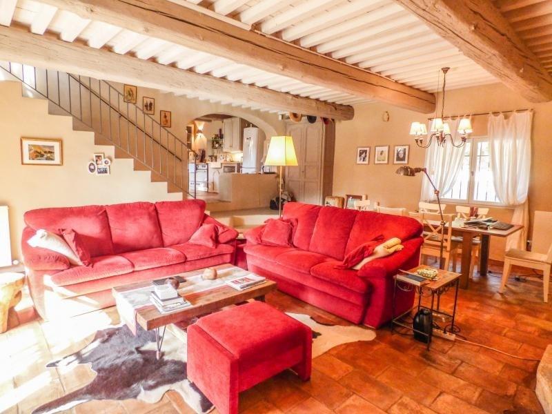 Venta de prestigio  casa Uzes 953000€ - Fotografía 5