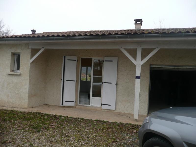 Rental house / villa Terrasson lavilledieu 440€ CC - Picture 3