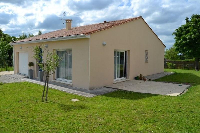 Rental house / villa Gimeux 690€ CC - Picture 1