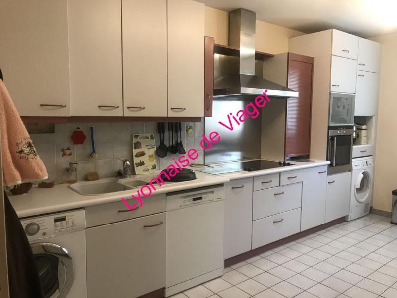 Viager appartement Neuville-sur-saône 116000€ - Photo 8