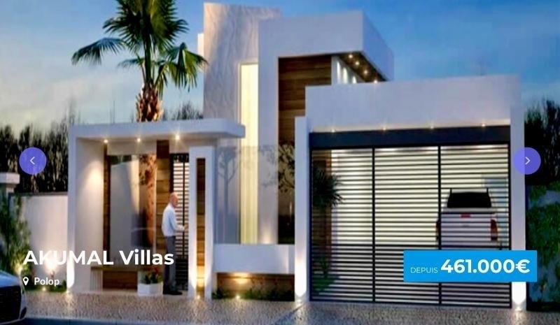 Vente de prestige maison / villa Polop province d'alicante 461000€ - Photo 1