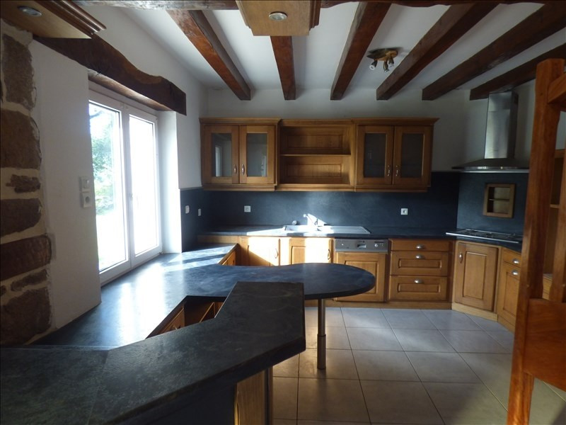 Sale house / villa Pluzunet 200 500€ - Picture 5