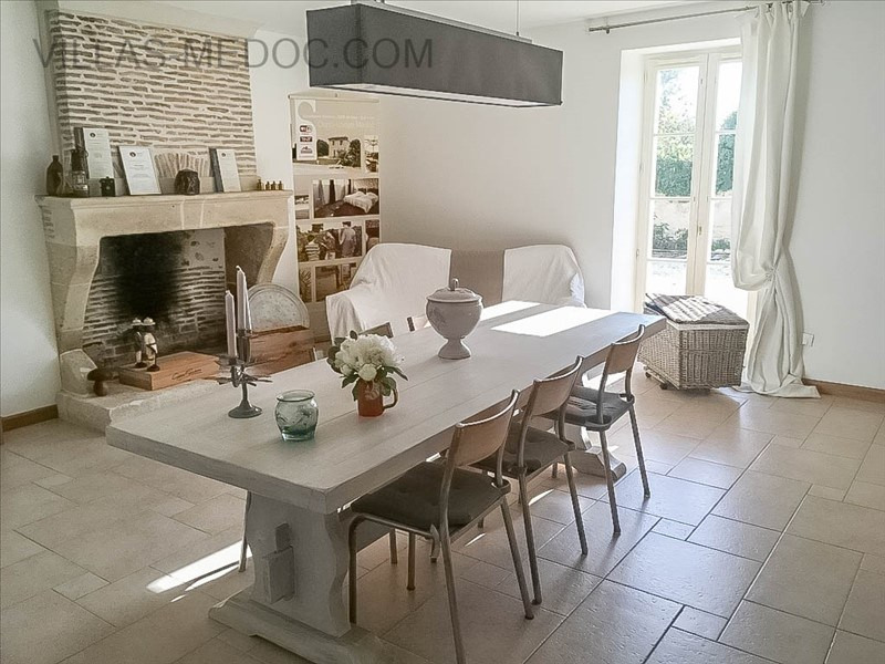 Vente de prestige maison / villa Saint germain d'esteuil 599 000€ - Photo 5