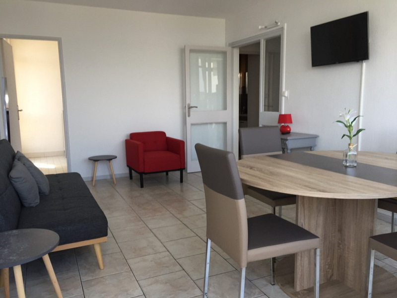 Location vacances appartement Biscarrosse 300€ - Photo 1