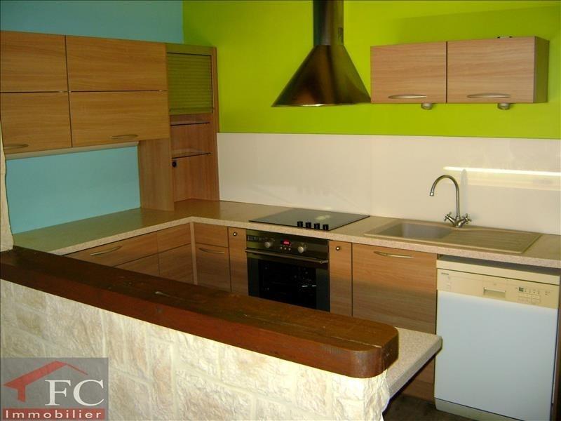 Sale house / villa Villedômer 133120€ - Picture 3