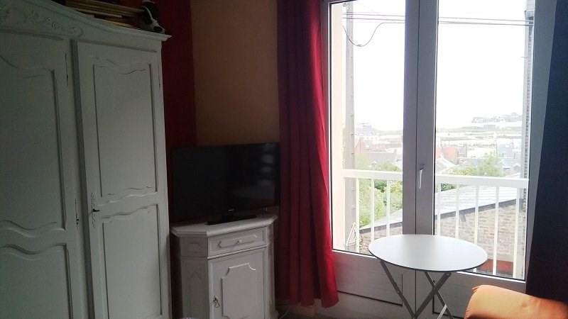 Verkoop  appartement Le treport 89000€ - Foto 3