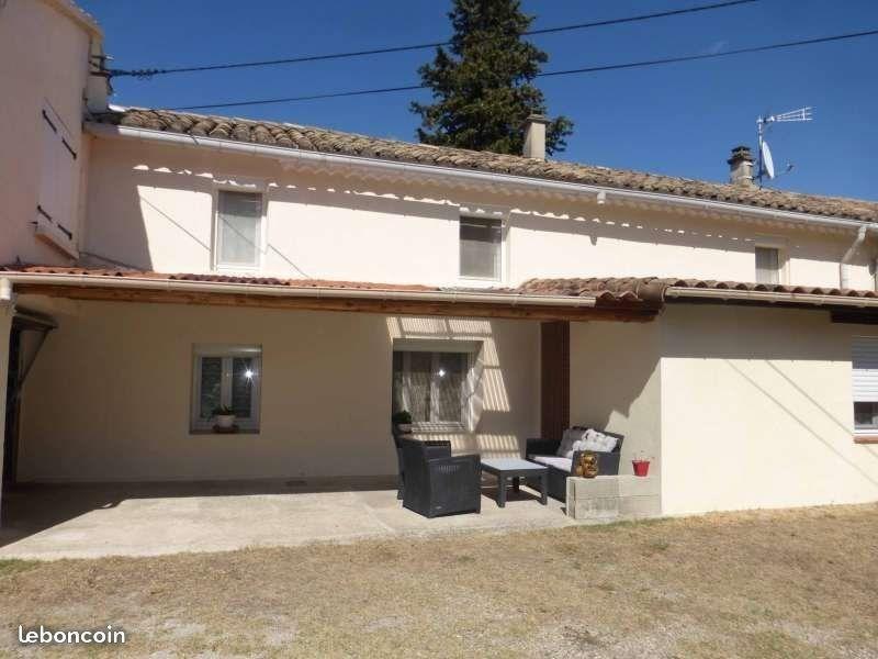 Vente maison / villa Grillon 170000€ - Photo 1